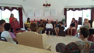 Women of Spirit Circle Gathering