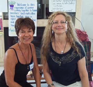 Nirup Carole Spiritual Retreat Leader