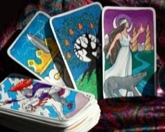 Sedona Tarot-Cards