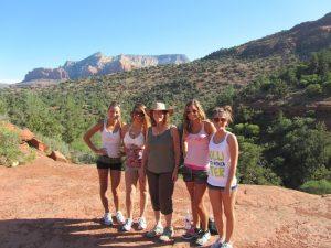 Cathedral Rock Vortex Tour Ladies