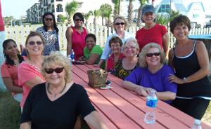 Women of Spirit Enjoying Womens Retreat